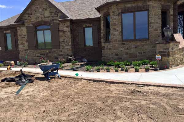 A Myrtle Beach home improvement project doesn't usually include landscaping your new home, but it should.